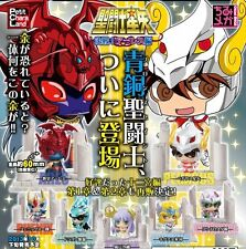 Saint Seiya Petit Chara Land Chapter Final Fight With Pope - Complete Set of 7