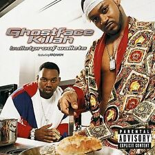 Ghostface Killah, Bulletproof Wallets, New Explicit Lyrics