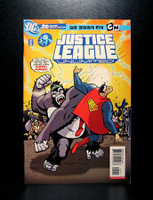 COMICS: DC: Justice League Unlimited #29 (2007) - RARE (figure/batman/flash)