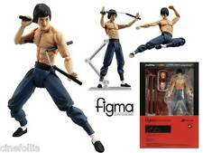 Action Figure Bruce Lee Figma 75° anniversary n° 266 - 15 cm 6 Inch Max Factory
