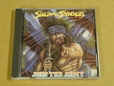 CD / SUICIDAL TENDENCIES – JOIN THE ARMY