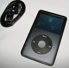 Apple iPod Classic 7-th Gen Grey 512GB SDXC   500GB 480gb 160gb 240gb 80gb MINT!
