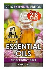 Essential Oils : The Definitive Bible: (Aromatherapy, Stress Relief ,...