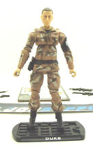 GI JOE RISE OF COBRA ROC KMART 4 PACK DUKE LOOSE COMPLETE