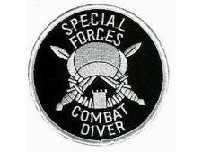US Army Special Forces Marine Taucher Combat Diver Uniform patch Aufnäher