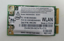 Used Dell WLAN Laptop NC293 Parts D630 Wireless Intel WiFi Card 0NC293