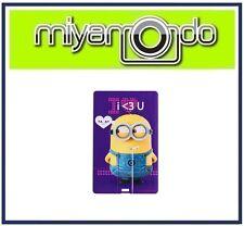 Original TRIBE Minion Love 8GB USB Card USB Drive Thumb Drive Pen Drive Flash Dr