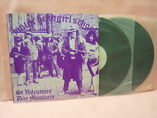 RARE 2LP MOTORHEAD GIRLSCHOOL ST VALENTINES DAY MASSACRE MH-81