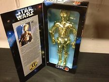 "Star Wars C-3PO Collector Series Kenner 1997 12"" 1/6 Scale Figure"
