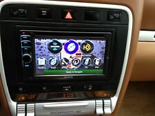 Porsche Cayenne Double DIN 2DIN 2-DIN Radio Dash Installation Kit 2003-2010Porsc