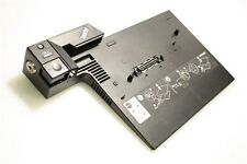 IBM Lenovo ThinkPad 2504 Docking Station R61 R61i R400 T60 T60p T61 T400 No Key