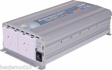 Inverter 12 Volt - 230 Volt 1000 Watt Modified Sinewave Inverter 12 Mth WARRANTY
