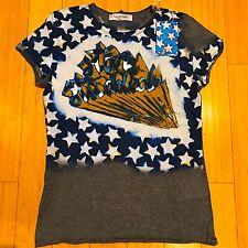 *BRAND NEW w TAGS* Valentino x Goop 'Star Studded' 2017 T Shirt—Sz S