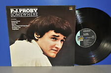 P.J.Proby Somewhere D Sunset VG++ ! plays near perfect Vinyl LP clean sauber