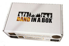 PG Music Band in a Box Everything Pak 2016 Windows PC on a USB 2.0 Hard Drive