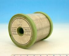 1x 366gr SPOOL NICHROME Nikrothal 39AWG 0.09mm 172 Ω/m ~52 Ω/ft Resistance WIRE