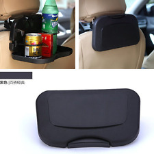 Folding Auto Car Back Seat Table Drink Food Cup Tray Rack Holder Stand Desk NEW