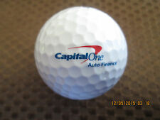 LOGO GOLF BALL-CAPITAL ONE AUTO FINANCE......