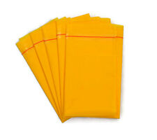 Sick Vomit Bags Self Sealing Adhesive - Yellow Disposable - Quantity 10