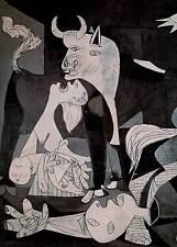 Picasso # 03 cm 50x70 Poster Stampa su Carta Fotografica Opaca Matt, Papi Arte
