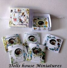 BOXED SET GRAMAPHONE RECORDS dollshouse