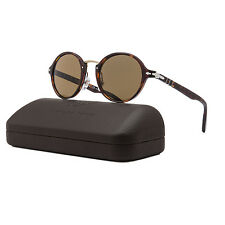 Persol 3129 Typewriter Edition Sunglasses 24/57 Havana / Brown Polarized 48 mm