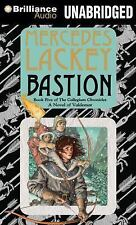 Valdemar: Bastion 5 by Mercedes Lackey (2014, CD, Unabridged)