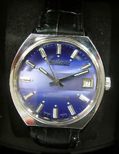OMIKRON 17 JEWELS RUBIS TOP VINTAGE NICE CLASSIC SWISS MEN'S WATCH