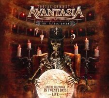 Flying Opera: Around the World in 20 Days, Avantasia,  CD+DVD, Box set, Live