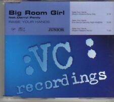 (BF458) Big Room Girl, Raise Your Hands - 1999 CD