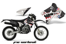 AMR Racing Suzuki DRZ 400 SM Shroud Graphic Kit Bike Decal MX Part 00-15 WARHWK