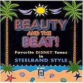 Various Artists-Beauty and the Beat: Favorite Disney Tunes in Steelband CD NEW