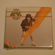 AC/DC - HIGH VOLTAGE - 2009 COLLECTOR'S CD BOX LTD. EDITION NEW AND SEALED!!!