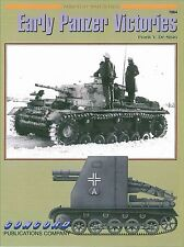Concord Publications Company Armor at War Series Early Panzer Victories