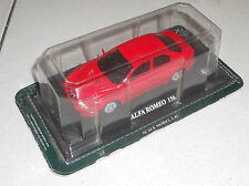 Auto ALFA ROMEO 156 - DEL PRADO NUOVA Scale Model 1/43 Box metal die cast