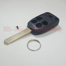New 5 Buttons Remote Key Shell Keyless Case FOB For Honda Odyssey EX 2011-2013