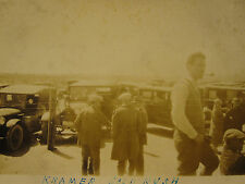 ANTIQUE 1920s CALIFORNIA GOLD RUSH MOJAVE DESERT KRAMER JUNCTION CA RARE PHOTO