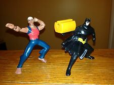 McDonald's Young Justice Aqua Lad 2011 & 2013 Beware The Batman Figure