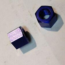 Marca nuevo Kyosho, Dbx, DST, Rock Force 2.2 Tuercas de Rueda Azul, X 2, TR127
