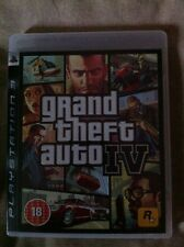 Grand Theft Auto GTA IV for Sony PS3 Playstation 3
