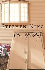 On Writing : A Memoir of the Craft by Stephen King ( Hardcover/DJ)