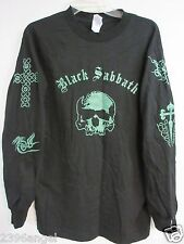 NEW - BLACK SABBATH BAND / CONCERT / MUSIC T-SHIRT LONG SLEEVE MEDIUM