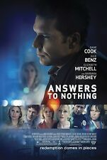 Answers To Nothing movie poster  - Dane Cook - 13 x 20 inches