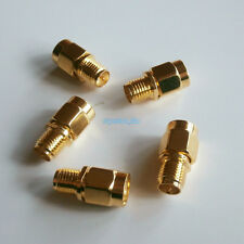 SMA male plug To RP-SMA female Jack Straight RF connector Adapter