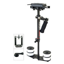 Flycam Camera Stabilizer Steadycam w Quick Release Plate 3 Axis Gimbal Handle