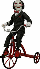 "NECA SAW BILLY PUPPET 12"" ACTION FIGURE WITH RED TRICYCLE"