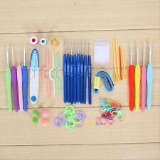 Knitting Tools Crochet Needle Hook Accessories Supplies With Case Knit Kit Craft