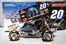 2005 DANNY LASOSKI RARE COLOR CHROME MOPAR 1:24 SPRINT RACE CAR ACTION GMP R&R