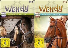 WENDY - Die Original TV-Serie - DVD-Set - Box 1 + 2 [6 DVD] *NEU OPV*Pferde*Kult
