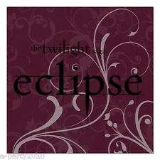 TWILIGHT ECLIPSE SMALL NAPKINS (16) ~ Birthday Party Supplies Cake Dessert Bella